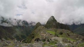 Machu Picchu, Peru Travel, Amérique du Sud banque de vidéos
