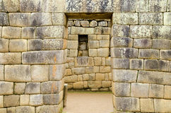 Machu Picchu, Peru Royalty Free Stock Images