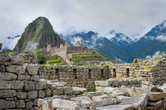 Machu Picchu in Peru. Stock Images