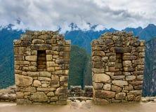 Machu Picchu in Peru. Stock Image