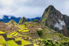 Machu Picchu, Peru. Stock Photo