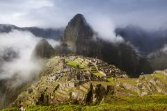 Machu Picchu, Peru Stock Photography