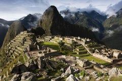 Machu Picchu, Peru. Machu Picchu, UNESCO World Heritage Site, Peru, South America stock image