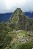 Machu Picchu In Peru Royalty Free Stock Image