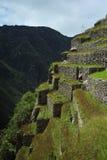 Machu Picchu In Peru Royalty Free Stock Photo
