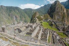 MACHU PICCHU, PERU Stock Photos