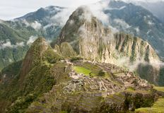 Machu Picchu - Peru Stock Photography