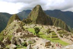 Machu Picchu Royalty Free Stock Photo
