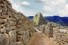 Machu Picchu Royalty Free Stock Images