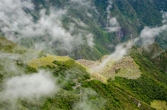 Machu Picchu, Preu Royalty Free Stock Photos