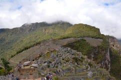 Machu Picchu quarry stock photos