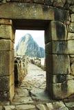 Machu-picchu ruinas Stock Images