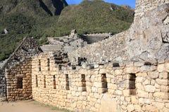 Machu Picchu Ruinen Stockfotos