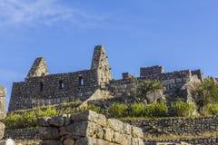 Machu Picchu ruiniert Cuzco Peru Lizenzfreie Stockfotos