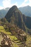 Machu Picchu ruins Royalty Free Stock Photography