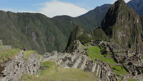 Machu Picchu - Ruins Of The Inca City, Peru