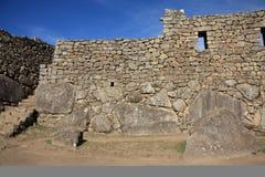 machu picchu ruiny Zdjęcie Royalty Free