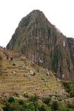 Machu Picchu terraces Royalty Free Stock Photos