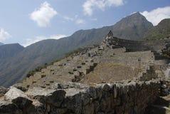Machu Picchu,upper part Royalty Free Stock Photo