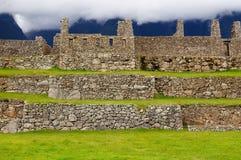 Machu Picchu van Peru, Zuid-Amerika Royalty-vrije Stock Afbeeldingen