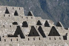 Machu Picchu view Royalty Free Stock Images