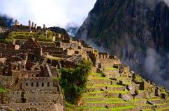 Machu Pichu imagem de stock