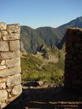 Machu Pichu photo libre de droits
