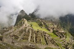 Machu Pichu Photos stock