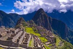Machu Pichu fotos de archivo