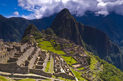 Machu Pichu Stock Photos