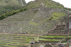 Machu Pichu Royalty Free Stock Photos