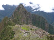 Machu Pichu. Royalty-vrije Stock Afbeelding