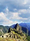 Machu Pichu Lizenzfreie Stockfotos