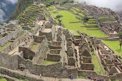 Machu Pichu Fotografia Stock