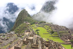Machu Pichu Imagenes de archivo