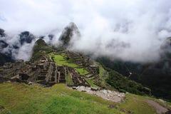 Machu Pichu Immagine Stock Libera da Diritti