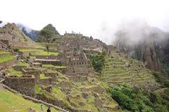 Machu Pichu Immagini Stock Libere da Diritti