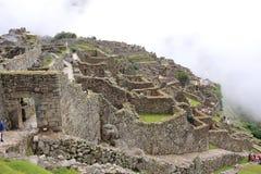 Machu Pichu Стоковое Изображение