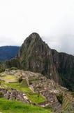 Machu Pichu 1 Fotografia Stock Libera da Diritti