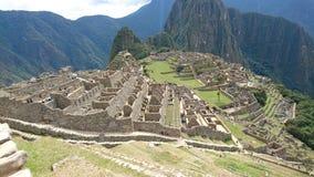 Machu Pichu imágenes de archivo libres de regalías