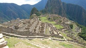 Machu Pichu Images libres de droits