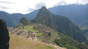 Machu Pichu Image libre de droits