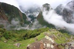 Machu Pichu Stock Image
