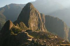 Machu Pichu-Perù Fotografia Stock Libera da Diritti