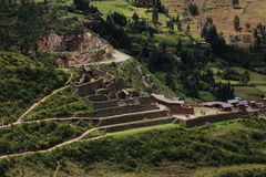 Machu Pichu Stock Photography