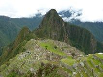 Machu Pichu. Royalty Free Stock Image