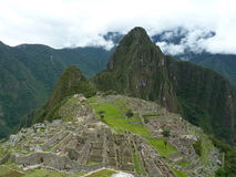 Machu Pichu. Royalty Free Stock Photography