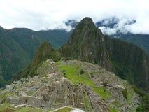 Machu Pichu. In Machu Pichu, Peru royalty free stock photography