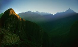 Machu Pichu - Peru (Surroundings) Royalty Free Stock Photo
