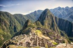Machu Pichu Royalty Free Stock Image